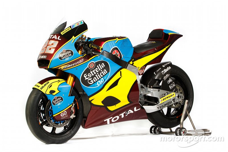Marc VDS Racing livery unveil