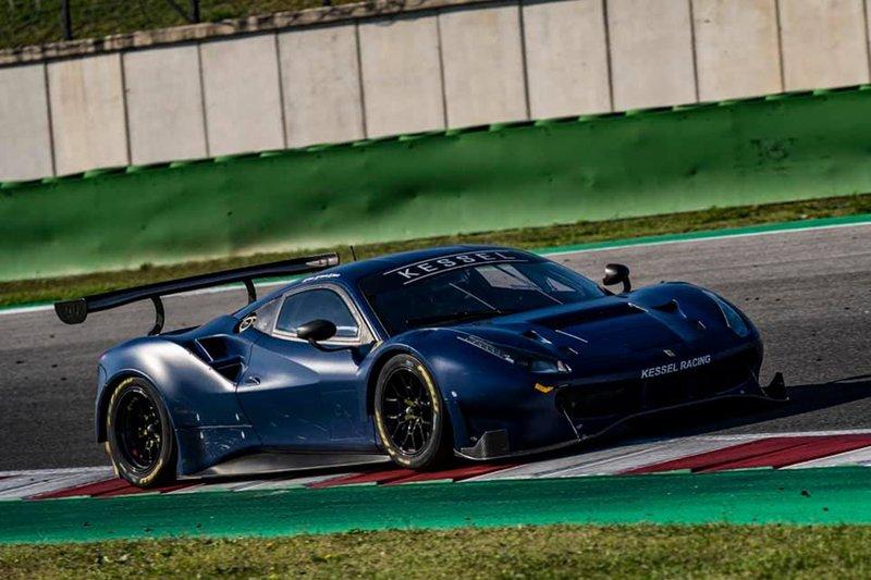 Testing Rossi, Salucci, Marini