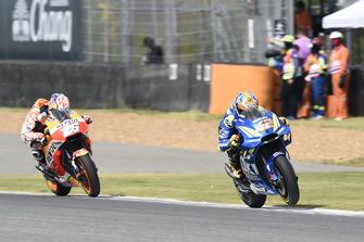 Alex Rins, Team Suzuki MotoGP, Dani Pedrosa, Repsol Honda Team