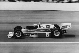Tom Sneva, McLaren Cosworth TC