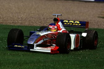Jacques Villeneuve, British American Racing