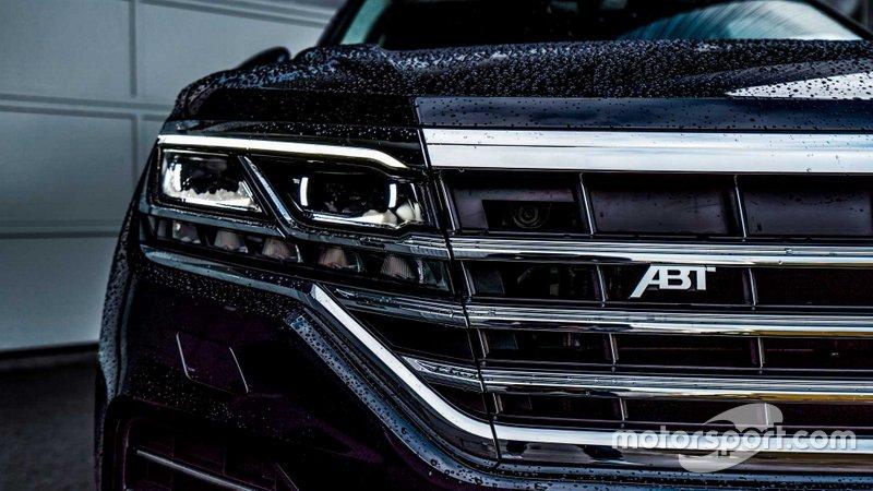 Volkswagen Touareg від ABT
