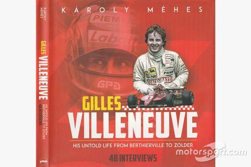 Presentación libro Gilles Villeneuve