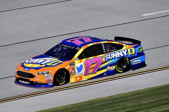 Ricky Stenhouse Jr., Roush Fenway Racing, Ford Fusion SunnyD