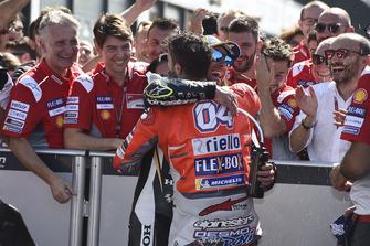 Андреа Довіціозо, Ducati Team, Кел Кратчлоу, Team LCR Honda