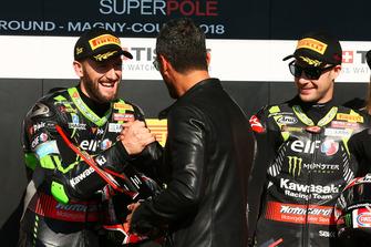 Tom Sykes, Kawasaki Racing, Kenan Sofuoglu, Kawasaki Puccetti Racing