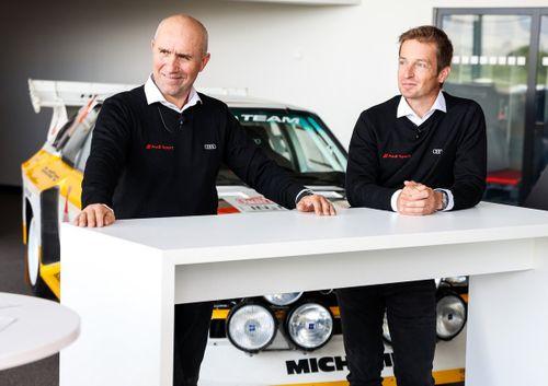Alineación Audi Dakar 2022
