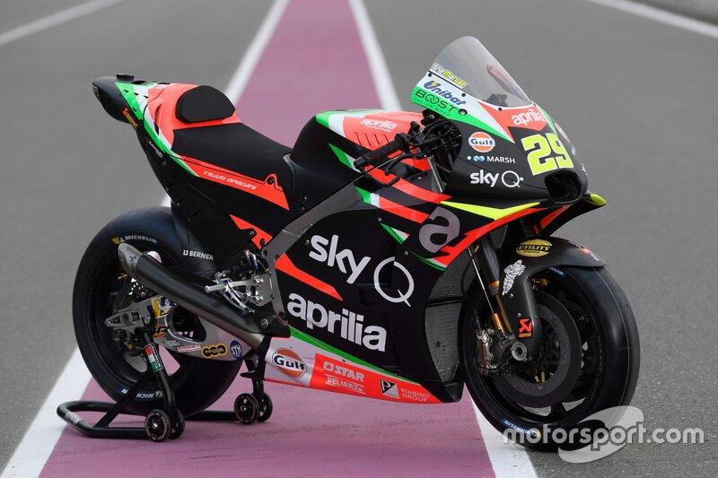 Aprilia RS-GP, Aprilia Racing Team Gresini