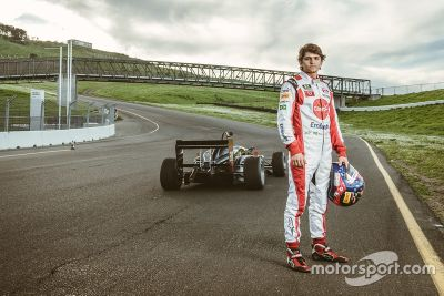 Pietro Fittipaldi F3 Sonoma lap record