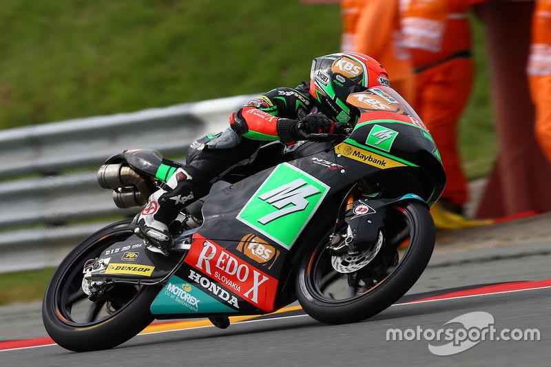 Adam Norrodin, Drive M7 SIC Racing Team