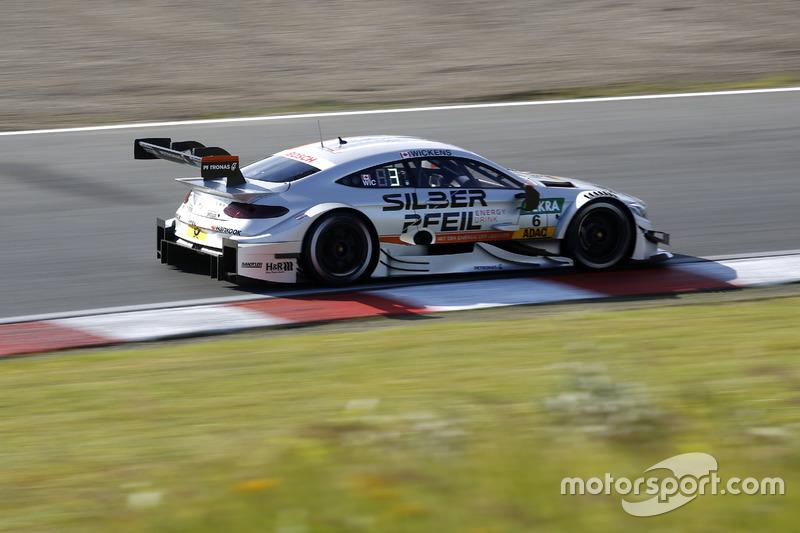 9. Robert Wickens, Mercedes-AMG Team HWA, Mercedes-AMG C63 DTM