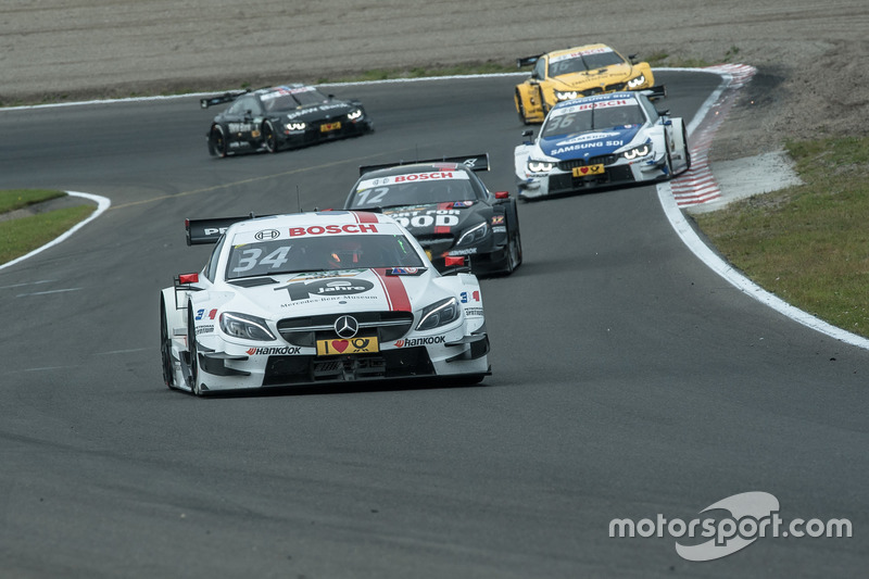Esteban Ocon, Mercedes-AMG Team ART, Mercedes-AMG C 63 DTM