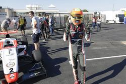 Победитель гонки Ландо Норрис, Josef Kaufmann Racing