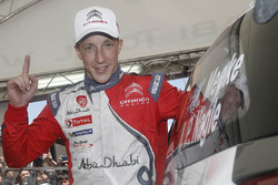 Победитель - Крис Мик, Citroën DS3 WRC, Abu Dhabi Total World Rally Team