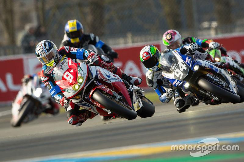 Die Motorräder bei den 24 Stunden von Le Mans