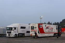 Nissan GT Academy Team RJN truck