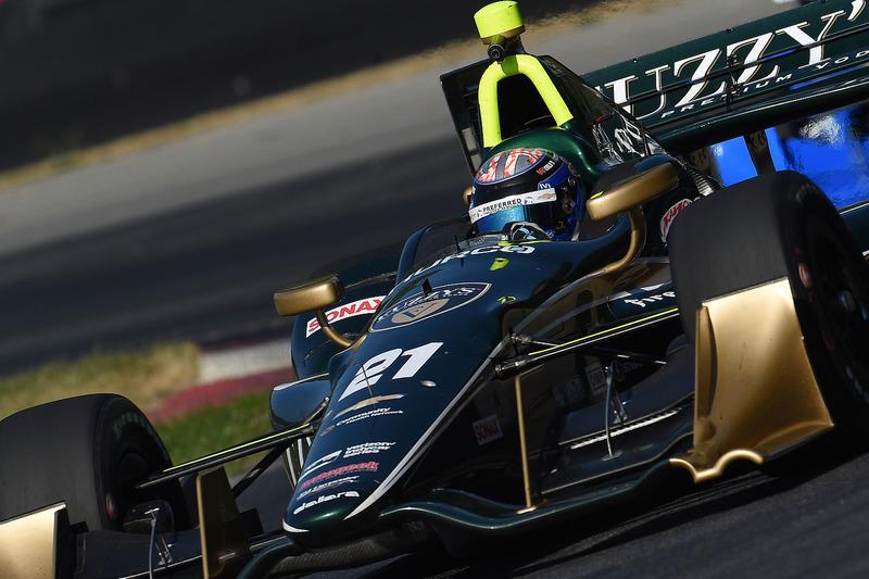 ДжейАр Хільдебранд, №21, Ed Carpenter Racing Chevrolet