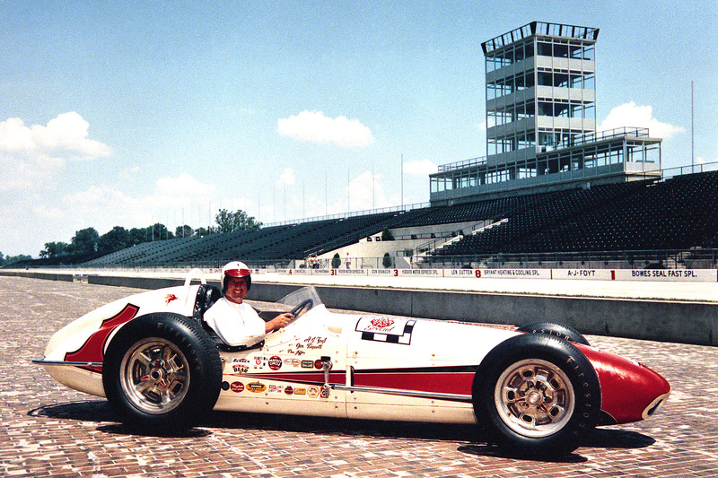 1961 - A.J. Foyt, Trevis/Offy