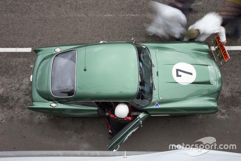 Aston Martin DB4GT - 1960 - Arlette Miller