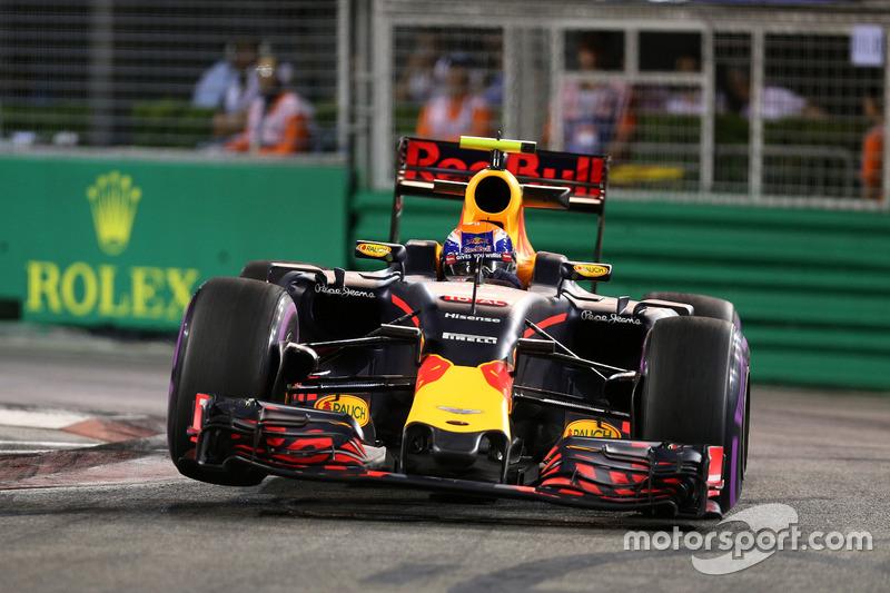 6. Max Verstappen, Red Bull Racing RB12