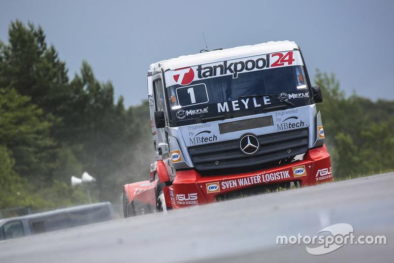 Norbert Kiss, Mercedes