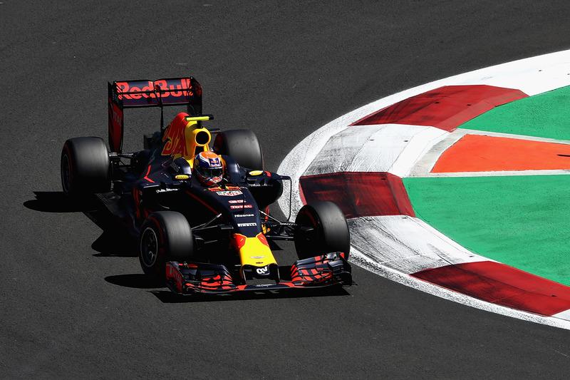 4. Max Verstappen, Red Bull Racing RB12 (5 Sekunden Zeitstrafe)