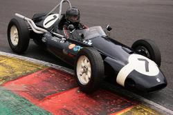 #7 Cooper T51 'Rob Walker' (1958): Paul Griffin