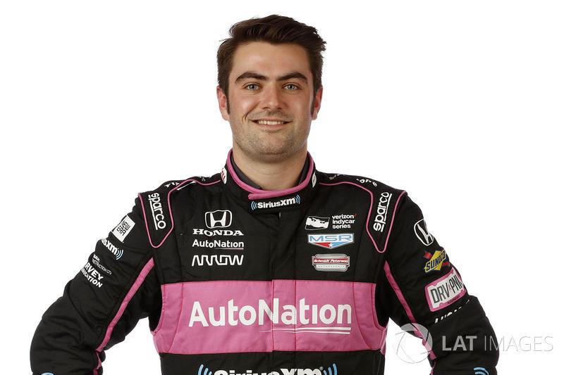 #60: Jack Harvey, Schmidt Peterson Motorsports with Michael Shank, Honda