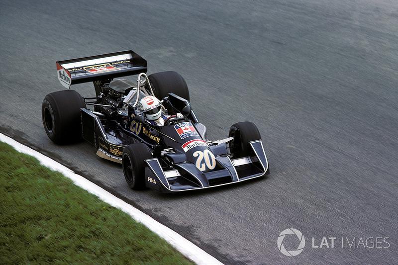 18. Arturo Merzario, 57 GPs (1972-1979), o melhor resultado é o 4° lugar no Brasil-1973, África do Sul 1973 e Itália 1974.