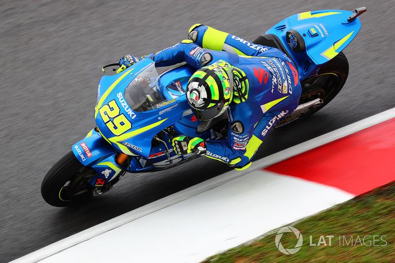 9. Andrea Iannone, Team Suzuki MotoGP