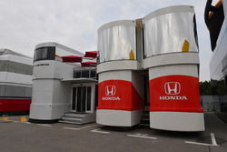 Honda motorhome