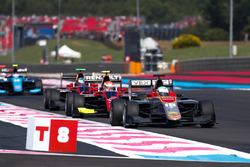 Leonardo Pulcini, Campos Racing et Anthoine Hubert, ART Grand Prix