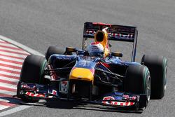 Себастьян Феттель, Red Bull Racing RB6