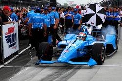 Ed Jones, Chip Ganassi Racing, Honda
