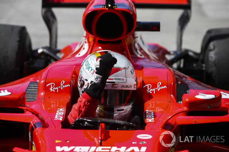 Из действующих гонщиков самым успешным пилотом «Интерлагоса» является Себастьян Феттель, выигрывавший в Сан-Паулу 3 раза