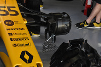 Renault Sport F1 Team RS17 brake detail