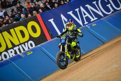 Xavier Pinsach, Honda