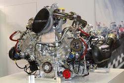 V6 turbo 3,4 litres Mecachrome LMP1