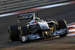 Michael Schumacher, Mercedes MGP W01