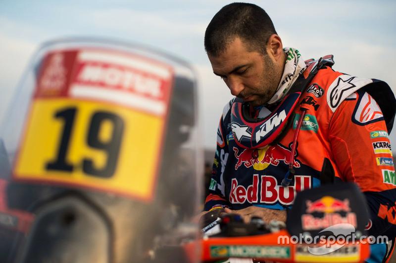 #19 Red Bull KTM Factory Racing: Antoine Meo