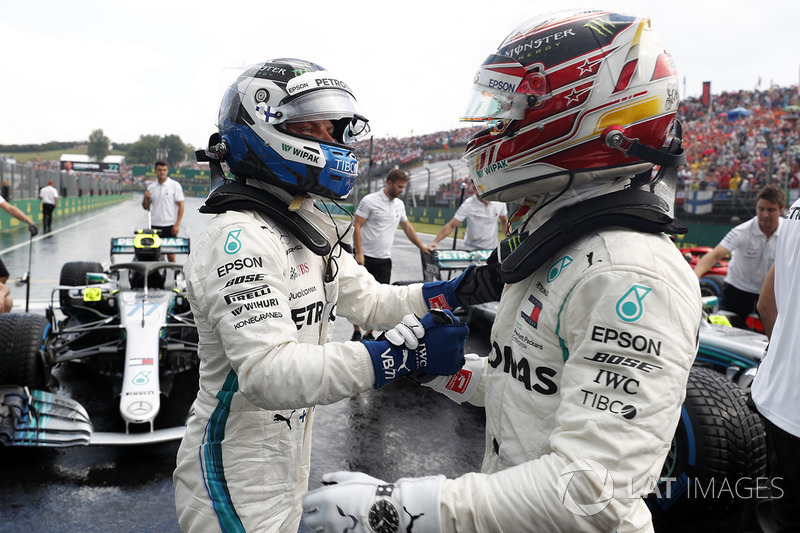 Mercedes: Never change a winning team