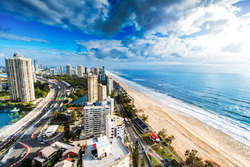 Surfers Paradise atmosphere