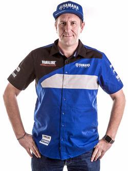José Leloir, Yamaha Official Rally Team Manager