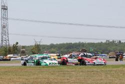Jose Manuel Urcera, Las Toscas Racing Chevrolet, Agustin Canapino, Jet Racing Chevrolet