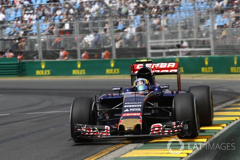 Carlos Sainz - GP de Australia 2015 (9º)