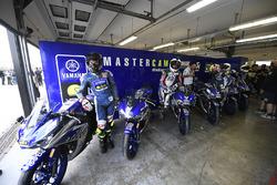 Partecipanti al Yamaha VR46 Master Camp