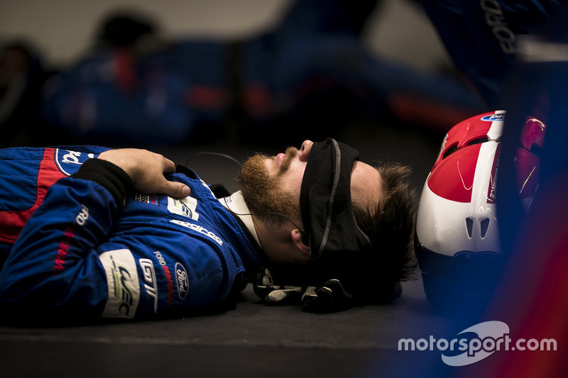 Ford Chip Ganassi Racing csapattag