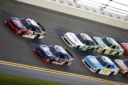 Brennan Poole, Chip Ganassi Racing Chevrolet Ben Kennedy, GMS Racing Chevrolet