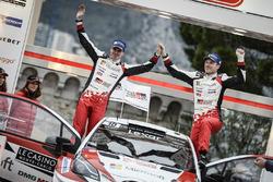 Jari-Matti Latvala, Miikka Anttila, Toyota Racing