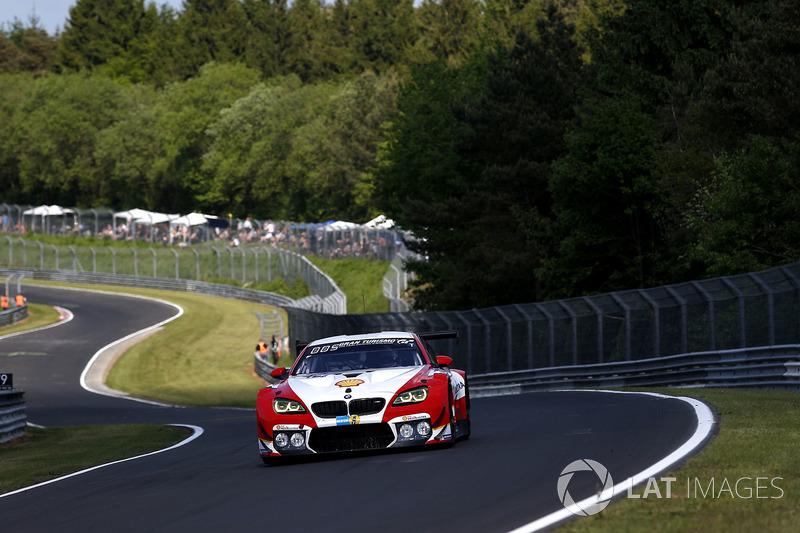 5. #42 BMW Team Schnitzer, BMW M6 GT3